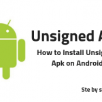 android-install-unsigned-apk