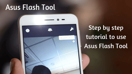 How to use Asus Flash Tool to Flash a Firmware 2019