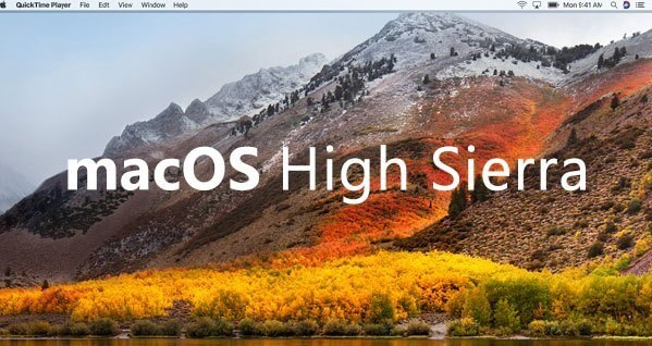 mac osx high sierra virtualbox