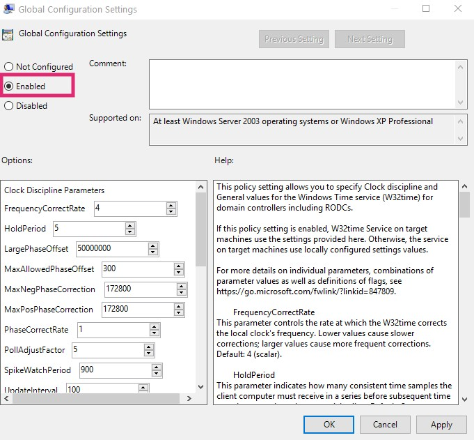 How to Configure NTP Server in Windows 2012 r2 Step by Step